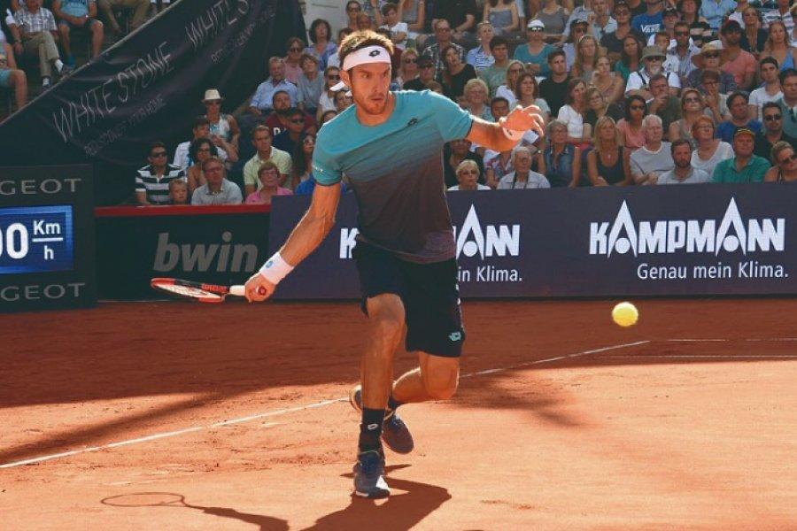 El correntino Leo Mayer inicia su camino en la clasificación de Roland Garros