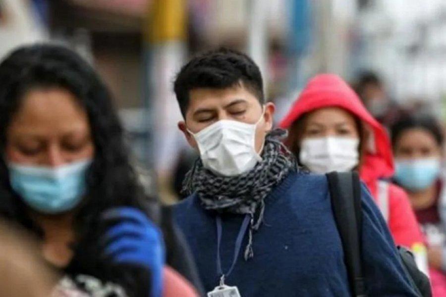 La OMS reportó un récord de 2 millones de casos de coronavirus en la última semana