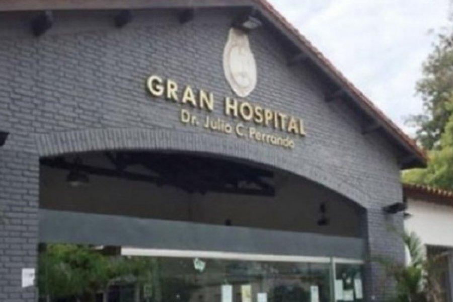 Un hombre de 70 años internado en el Perrando es la última víctima chaqueña por coronavirus