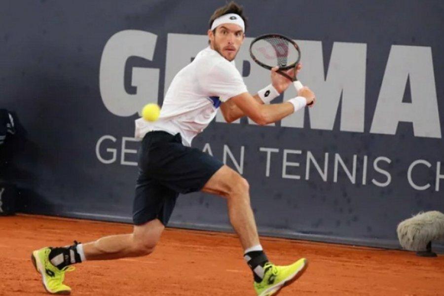 Ganó el correntino Leo Mayer en su debut en la qualy de Roland Garros