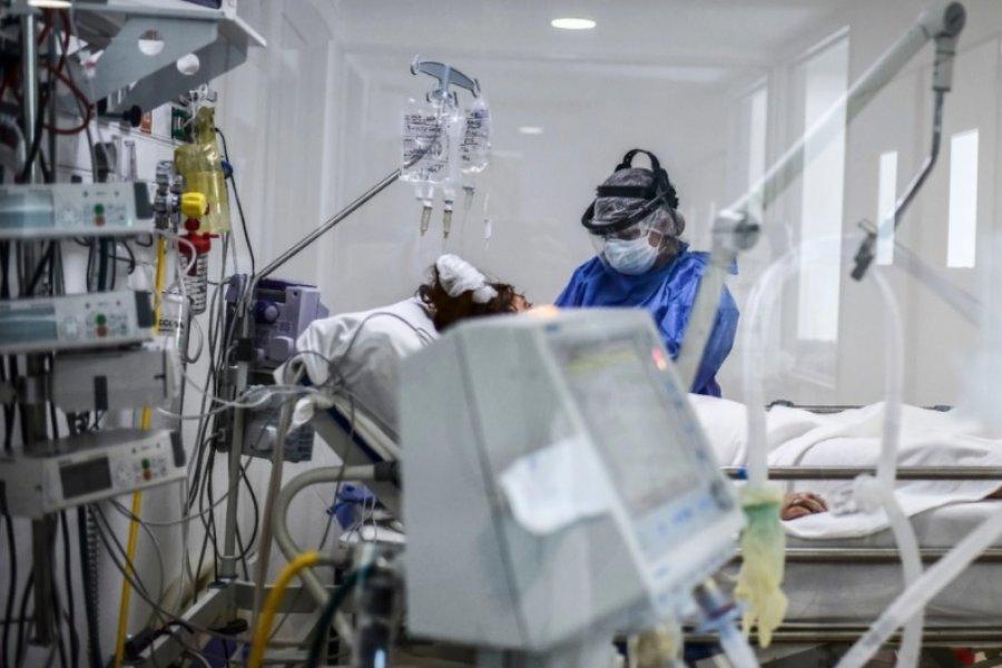 Récord en Argentina: 470 murieron por Coronavirus en 24 horas