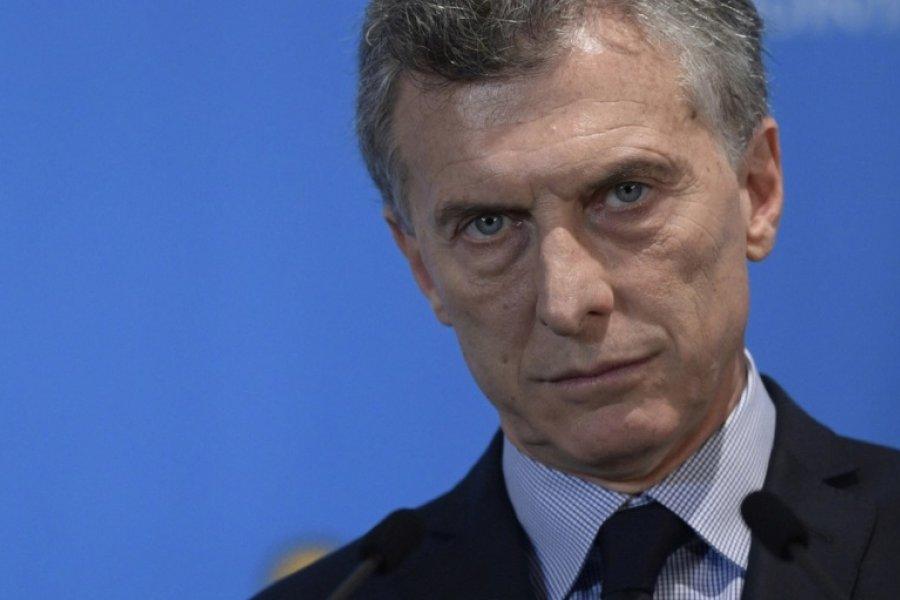 A Mauricio Macri le extirparon un tumor benigno del intestino