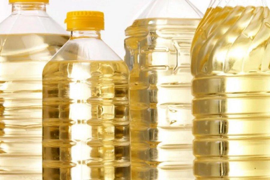 Prohíben la comercialización de un aceite de girasol por tratarse de un producto ilegal