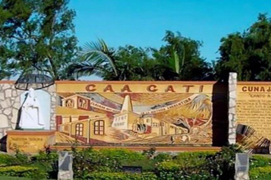 Irresponsabilidad en Caá Catí: Realizaban una fiesta clandestina hasta que llegó la Policía
