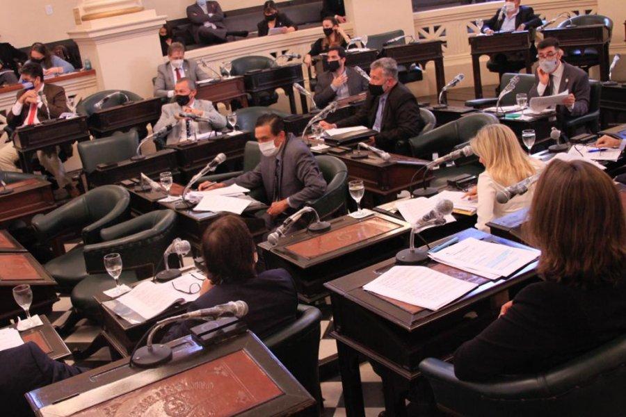 Diputados avanzó en proyectos referidos a salud y modernización