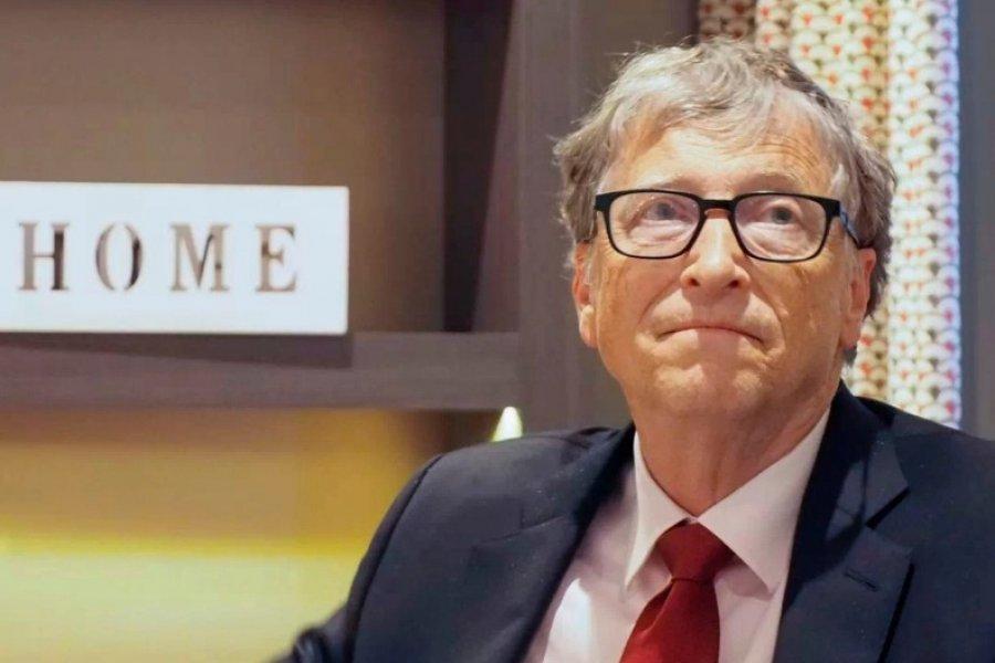 Bill Gates hizo otro pronóstico sobre la pandemia de coronavirus