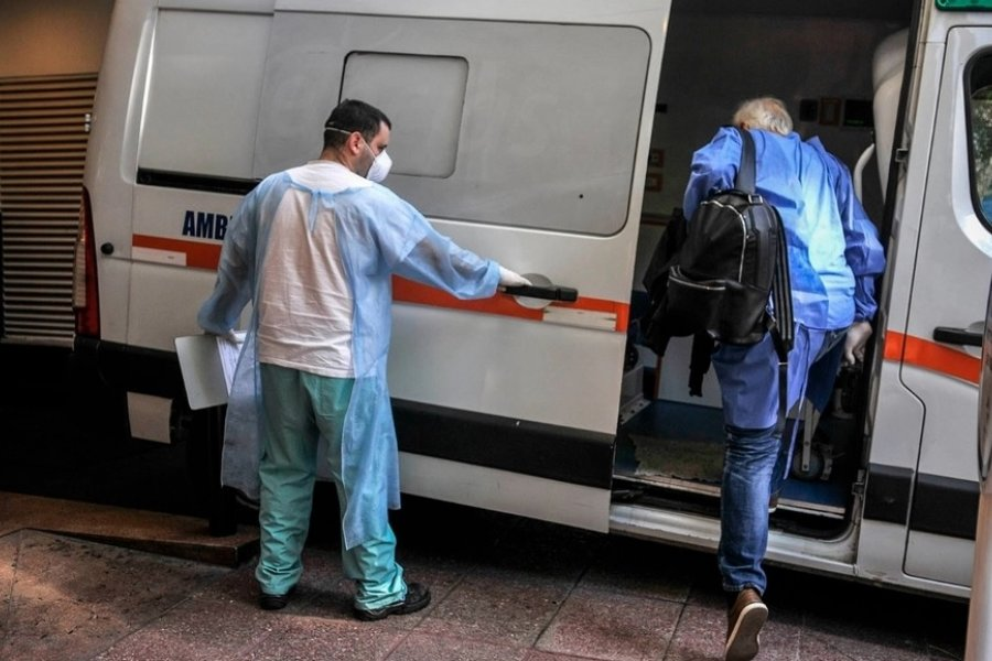 Se registraron otras 424 muertos por Coronavirus en Argentina