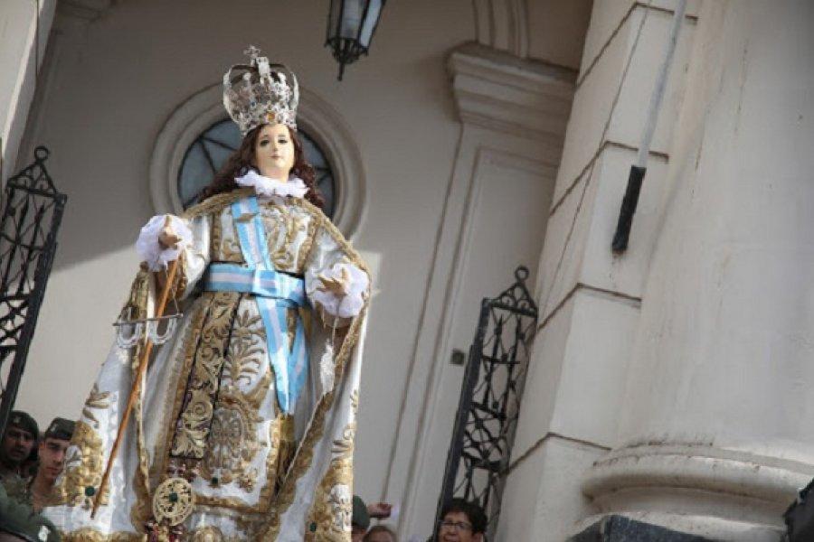 Festejo virtual y caravana para honrar a Nuestra Señora de la Merced