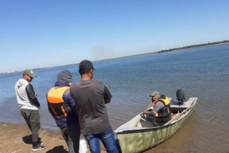 Reanudan la búsqueda de los jóvenes desaparecidos en el Paraná