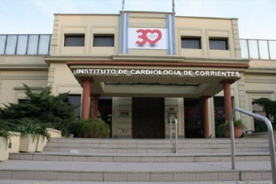 El Cardiológico reanudará sus actividades desde el lunes