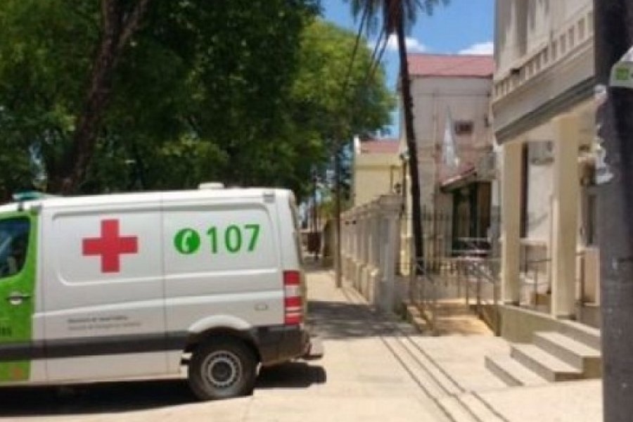 Mercedes: Detuvieron al hombre que agredió a golpes a paramédica del 107