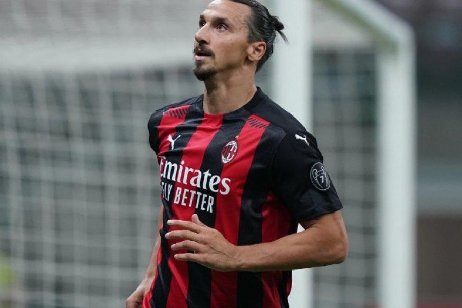 """Zlatan y su positivo: """"La Covid tuvo el coraje de desafiarme, mala idea"""""""