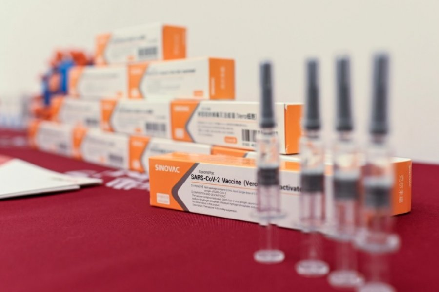 Una farmacéutica china anuncia que su vacuna podría estar lista a principio de 2021