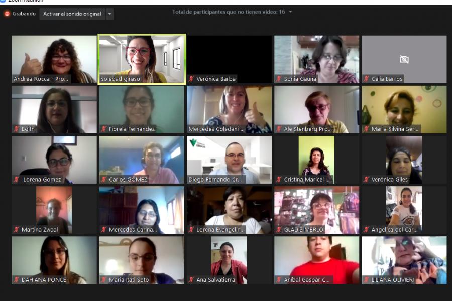 Telecom y el Gobierno de Corrientes capacitan a docentes sobre aprendizaje digital