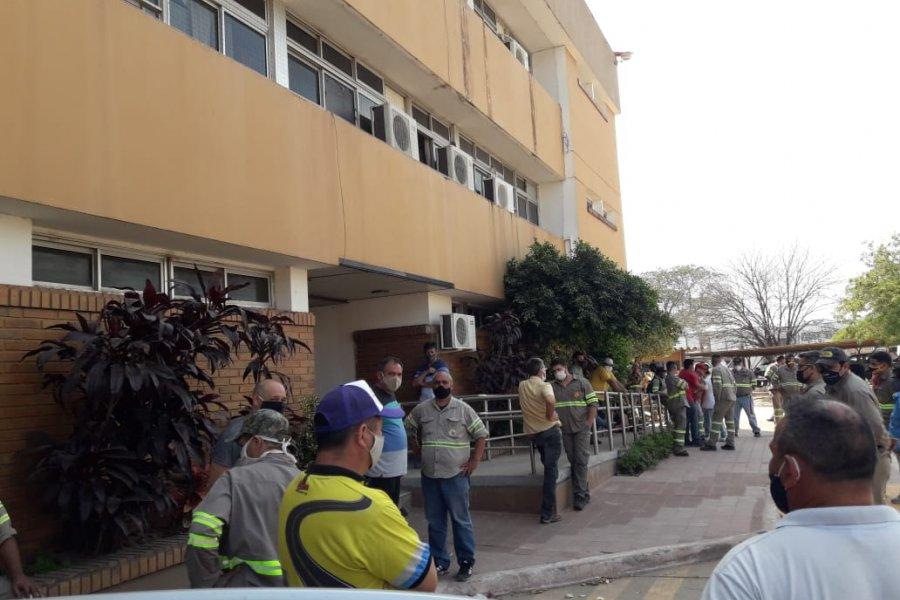 Trabajadores de Vialidad Provincial reclaman mejoras salariales