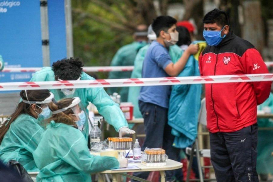 Coronavirus: radiografía de las cinco provincias con más contagios fuera del AMBA