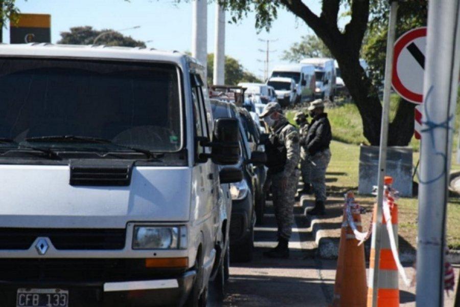 Correntinos y chaqueños se movilizan por la apertura del puente Interprovincial