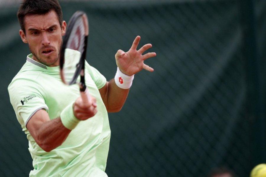 El correntino Leo Mayer va por un éxito que lo ubique en el cuadro de Roland Garros