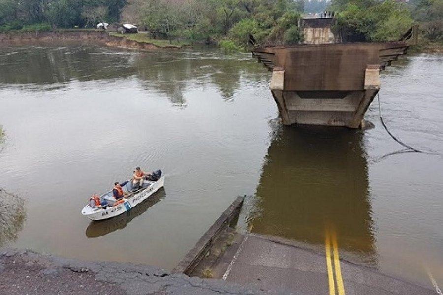 El puente Esquina-Goya se habilitaría en abril de 2021