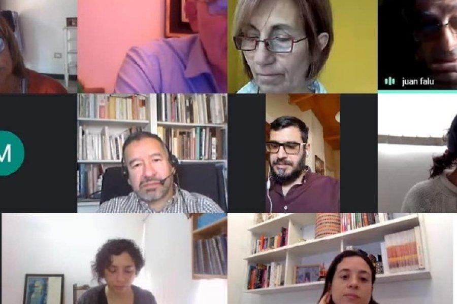 Chamamé de la Humanidad: Corrientes reunió al equipo que defenderá la postulación en diciembre