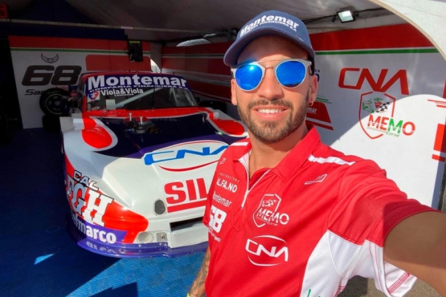 Santero dio positivo y no podrá correr en Súper TC2000