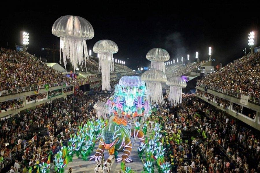El Carnaval de Río de Janeiro suspende sus desfiles por el coronavirus