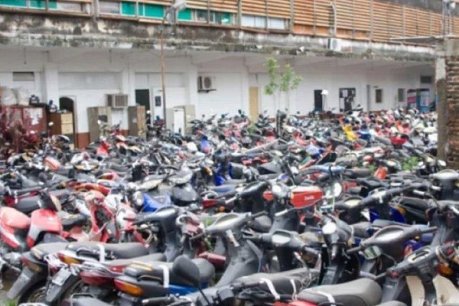 Reducirán a chatarra casi 3 mil vehículos secuestrados