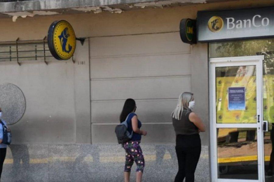 Continúa el cronograma de pagos en los cajeros automáticos