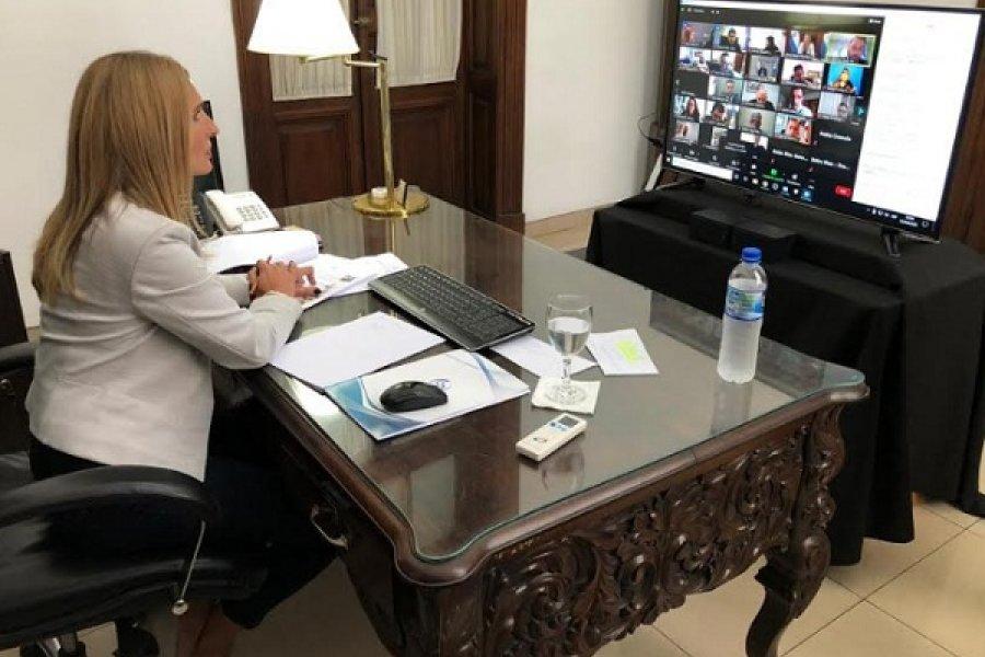 La Cámara de Diputados de Corrientes moderó Encuentro Nacional de Secretarios Parlamentarios