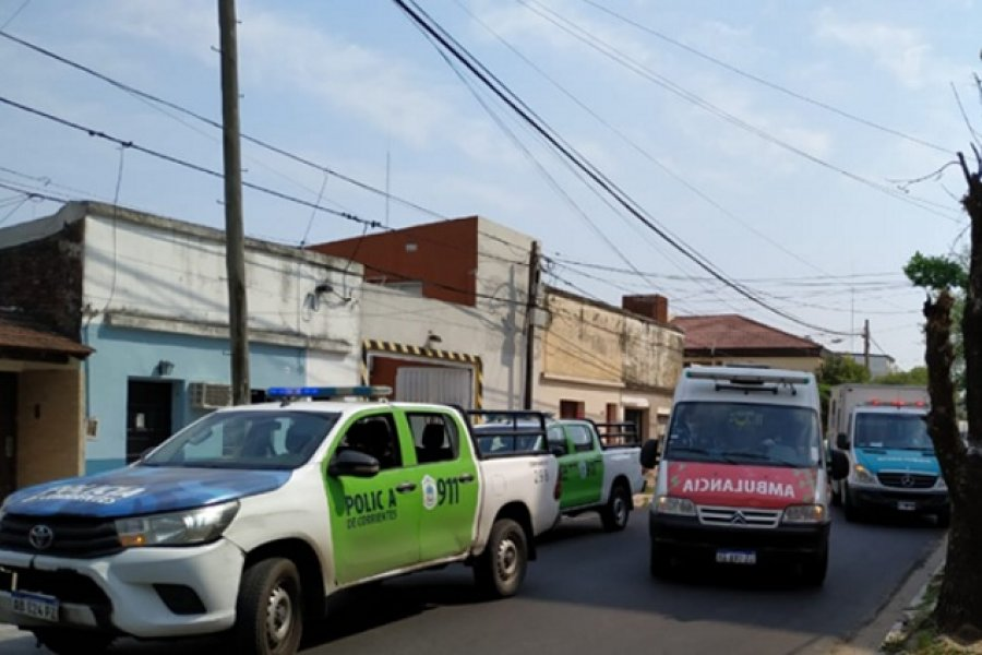 Corrientes: Mujer se arrojó de un edificio al ser atacada por su pareja