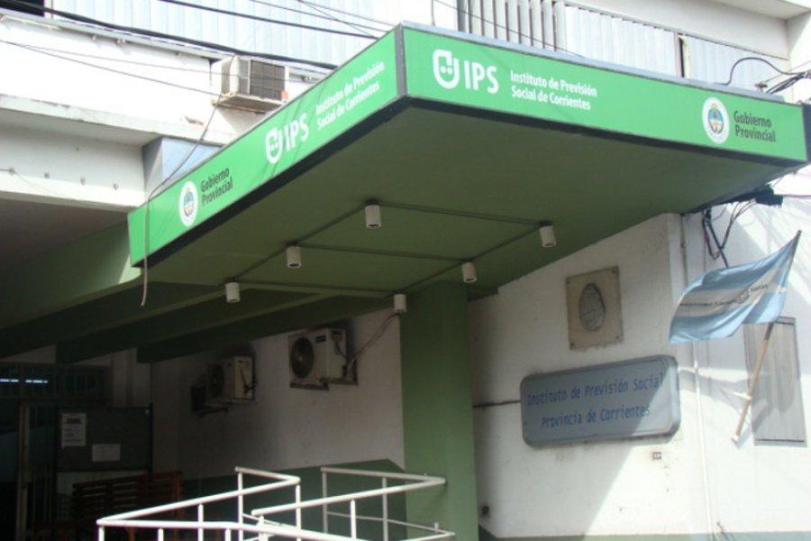El IPS suma servicios online