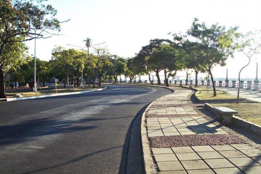 Corrientes superó los 42° C  y mañana llegarían las lluvias