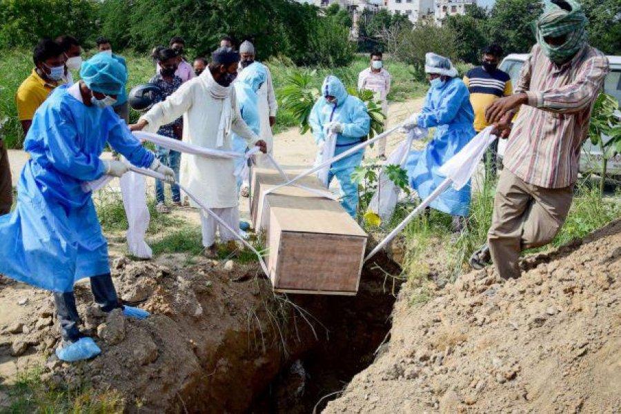 El mundo roza el millón de muertos y los 33 millones de casos por coronavirus