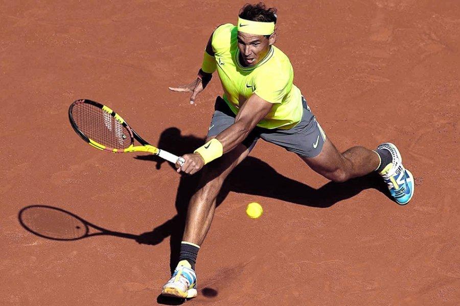 Inicia Roland Garros con Nadal como gran favorito y la ilusión de seis argentinos
