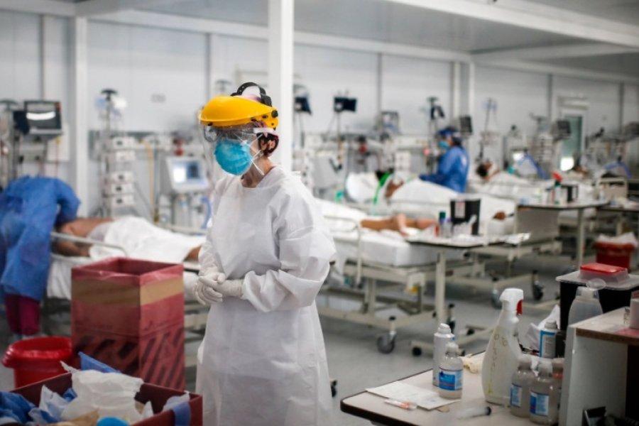Argentina sumó 206 muertos y 8.841 nuevos casos de COVID 19