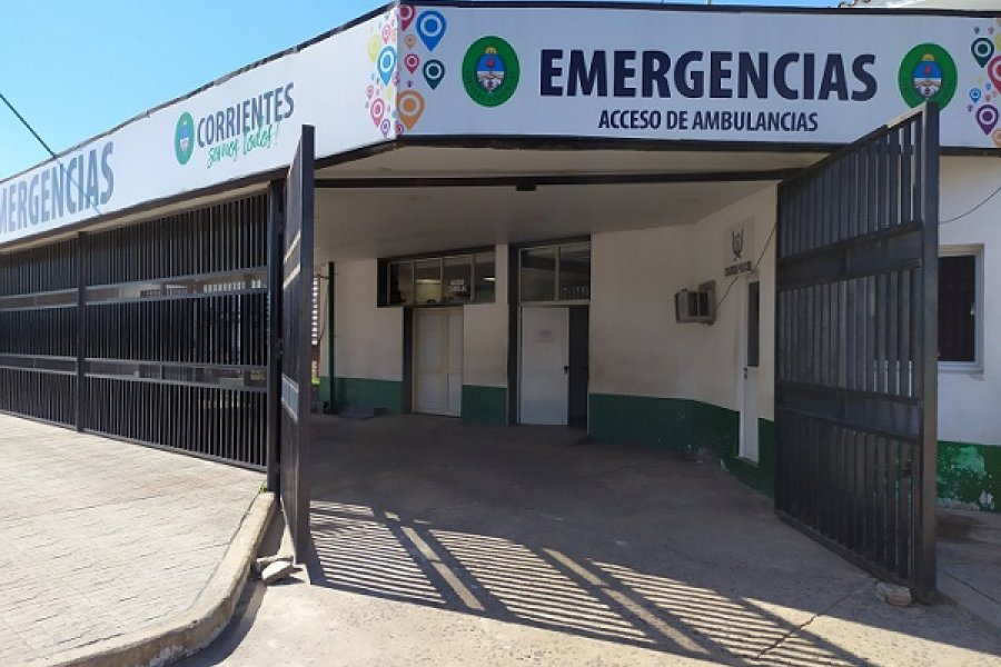 Hospital Escuela: 20 ingresos por accidente de tránsito
