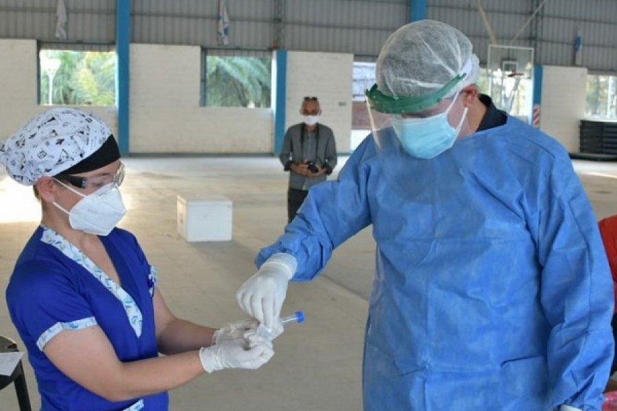 Coronavirus en Chaco: Reportaron otra muerte y 111 nuevos contagios