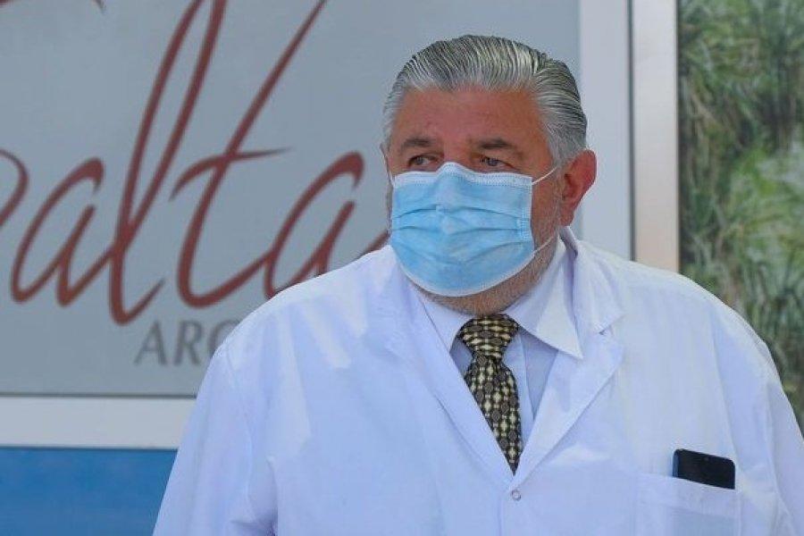 Salta: El ministro de Salud dio positivo a los estudios de Covid 19