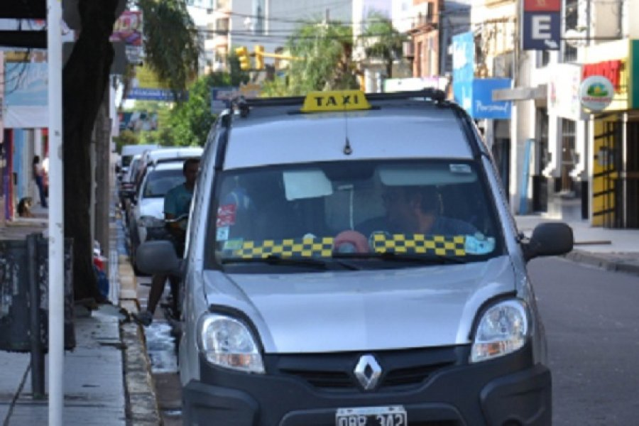 Rige el incremento en el precio de la bajada de bandera del taxi a $ 65