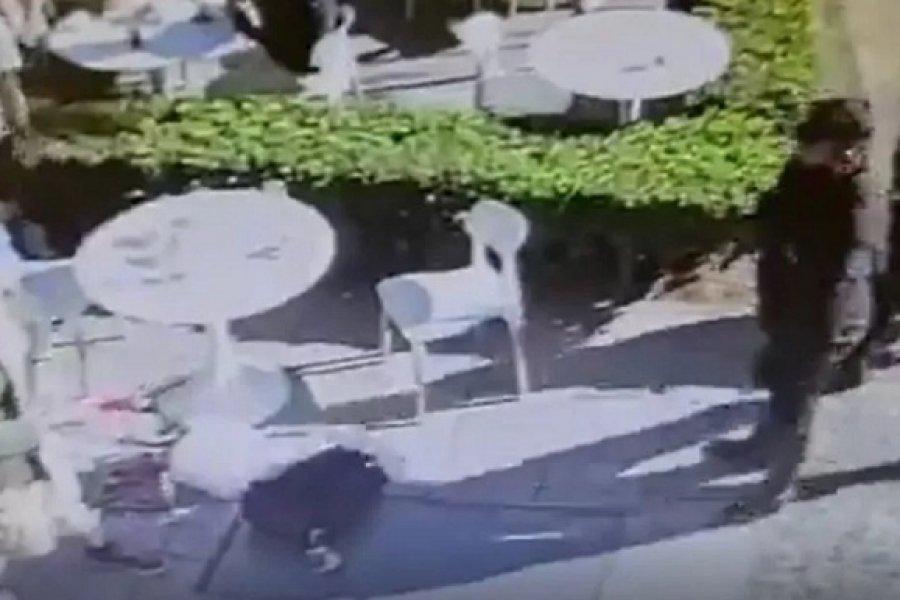 Murió el hombre que asesinó a puñaladas al agente de la Policía Federal en Barrio Parque