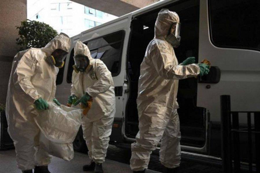 Goya: Detectaron un nuevo caso de Coronavirus
