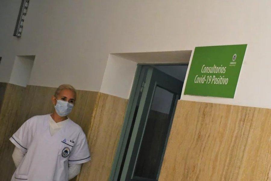 Más de 30 pacientes están internados en terapia intensiva