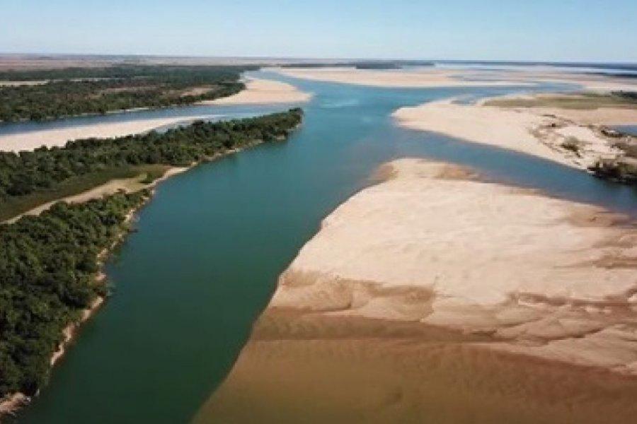 El río Paraná registró la altura máxima anual más baja en 117 años de registro