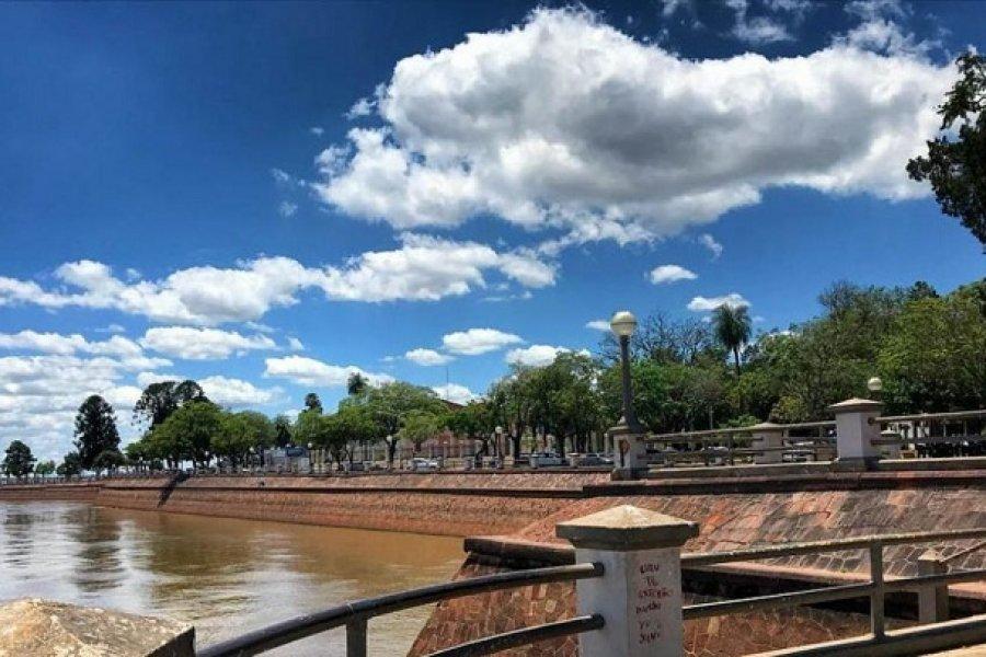 La temperatura máxima llegará a los 40 grados en Corrientes