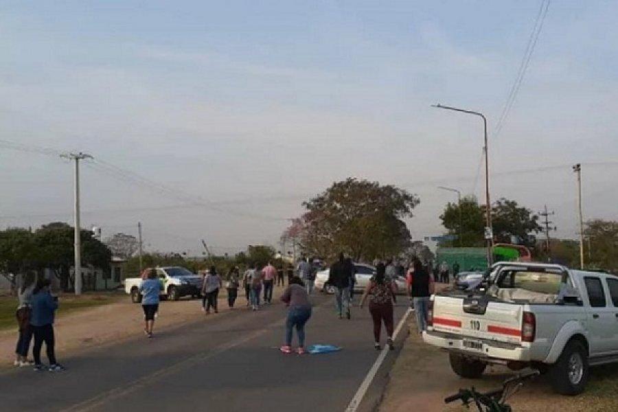 Itatí: Puesteros se organizaron para hacer frente a la feísima situación