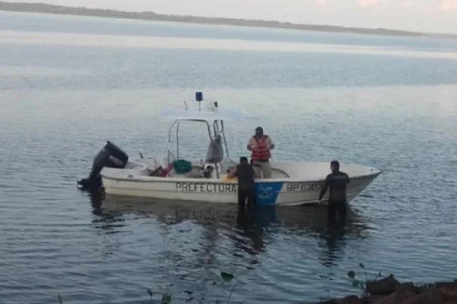 Naufragio en el Paraná: No logran dar con los pescadores