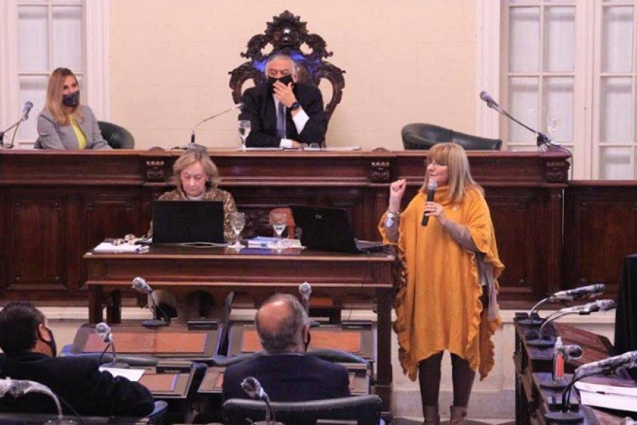 La Cámara de Diputados invita a su tercera capacitación en el marco de la Ley Micaela