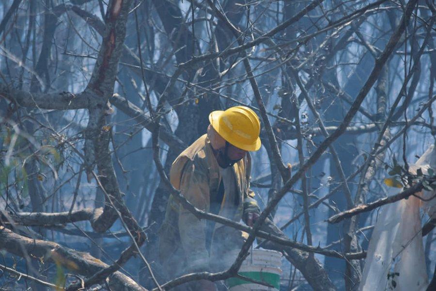 Corrientes: otro día de fuego