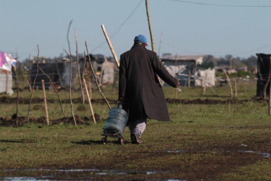 La pobreza subió al 40,9 por ciento con la pandemia