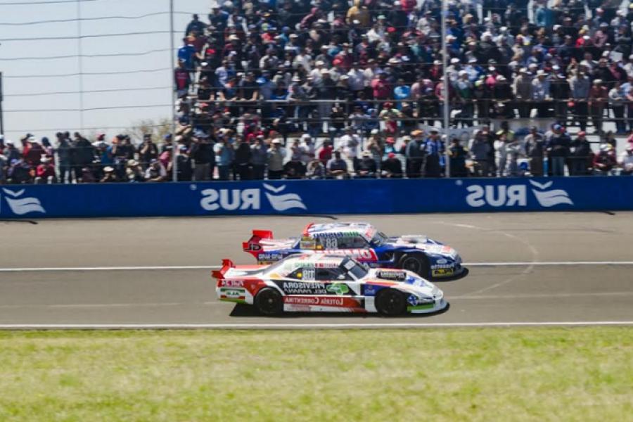 Krujoski competirá en el autódromo Oscar y Juan Gálvez